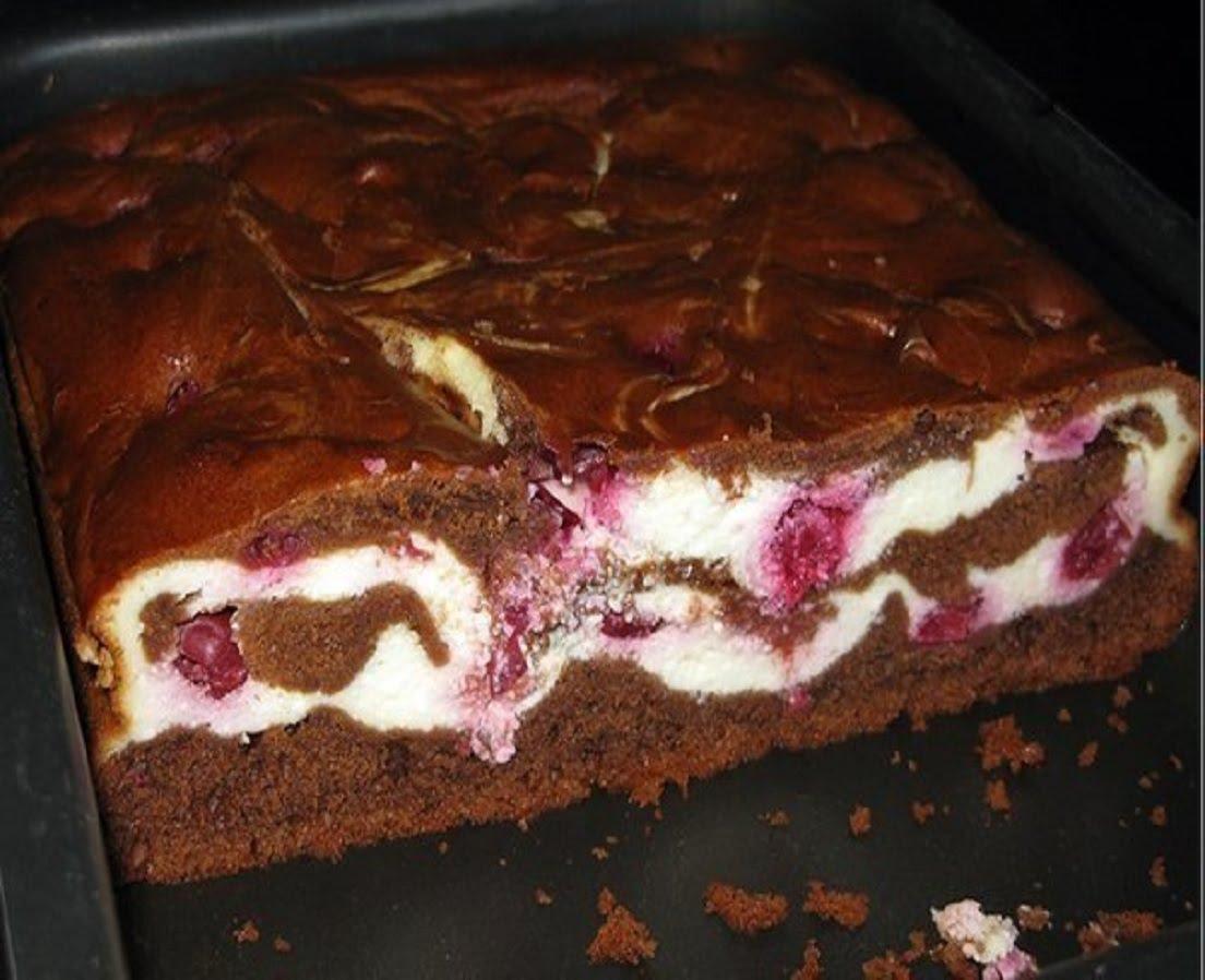 Рецепты пирогов брауни с